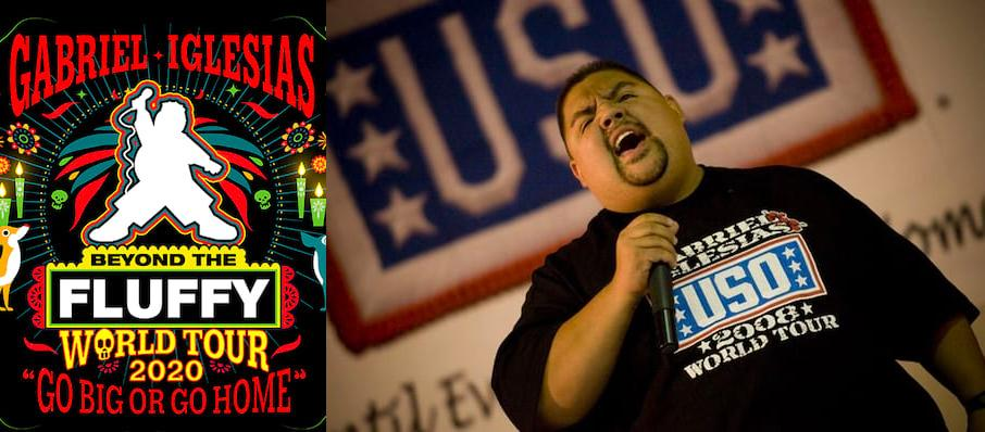 Gabriel Iglesias at CenturyLink Center
