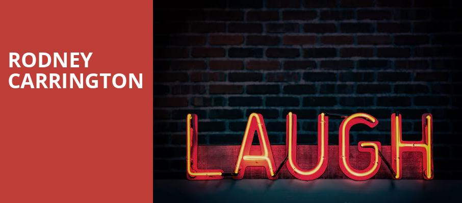 Rodney Carrington, Margaritaville Resort Casino, Shreveport-Bossier City